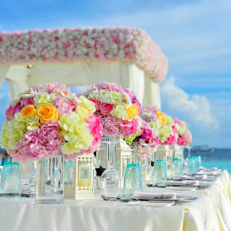 Top 5 Themed Wedding Ideas for the Coming Year