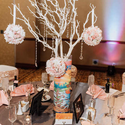 Centerpieces by Tyler's Custom Designs