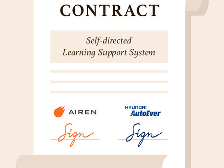 Hyundai Motor Group's Self-directed Learning Support System Project using OvenAsset.