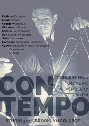 conTempo Concert No. 1