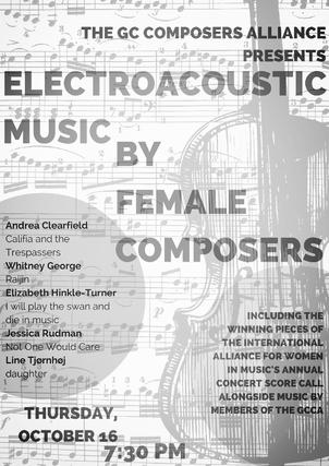 International Alliance of Women in Music Concert