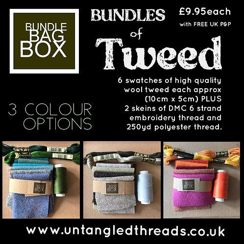 Bundle of TWEED