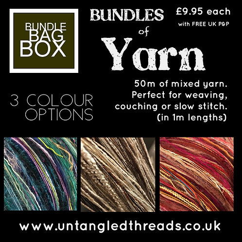 Bundle of YARN