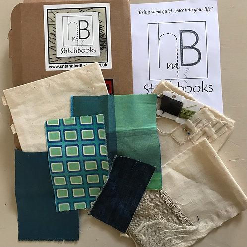 Stitchbook Project - STARTER KIT