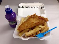 Kids Fish & Chips