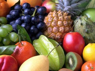 生の果物を食べると心臓病や脳卒中のリスクが30-40%程低い!?