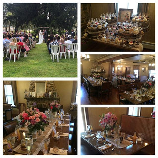 Another fun wedding here at the Frogtown Chophouse! Come join us for your special day! #wedding #poconoswedding #frogtownchophouse