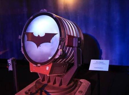¿El foco de Batman?