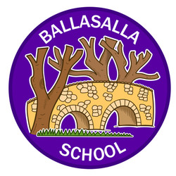 Ballasalla School Logo