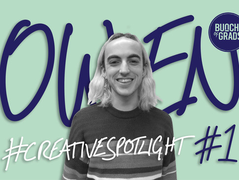 Creative Spotlight: Owen