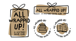 All Wrapped Up Branding