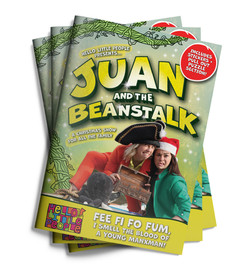 Hello Little People's Juan and the Beanstalk Programme Booklet