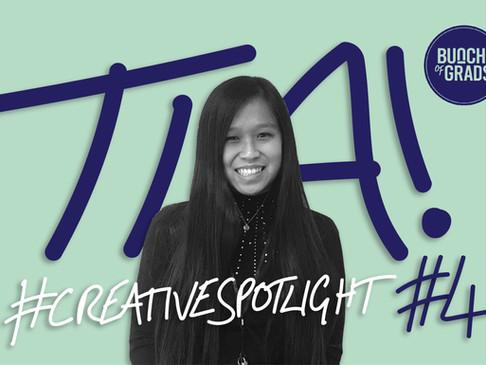 Creative Spotlight: Tia