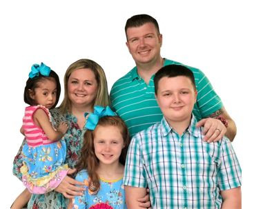 Roberts Family Prayer Letter