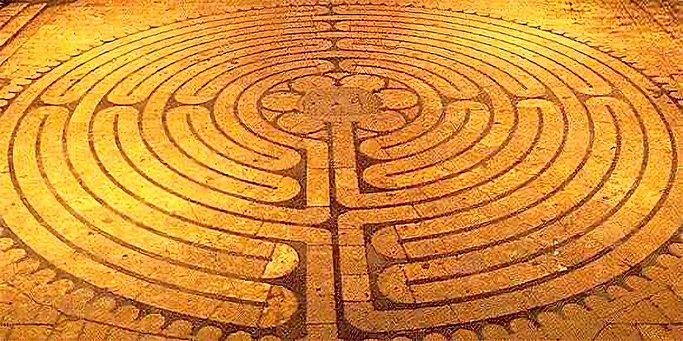 Beginning Your Sacred Journey: The Labyrinth Experience