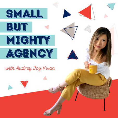 Trailer: Welcome to the Small But Mighty Agency Podcast