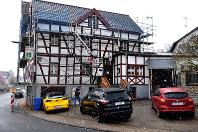 10-Dach fertig - Sanierung Fotos 6. 4. 2