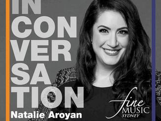 In Conversation with Natalie Aroyan