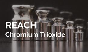 三氧化鉻廣泛用於電鍍和表面處理