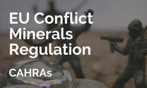 衝突礦產:歐盟發布 CAHRAs 清單