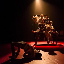 Cut Kafka! By T.H.E Dance Company & Nine Years Theatre