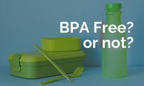 BPA Free? or Not? 認識雙酚A