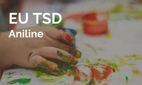 歐盟玩具安全指令:紡織皮革類玩具和手指畫顏料中限用苯胺