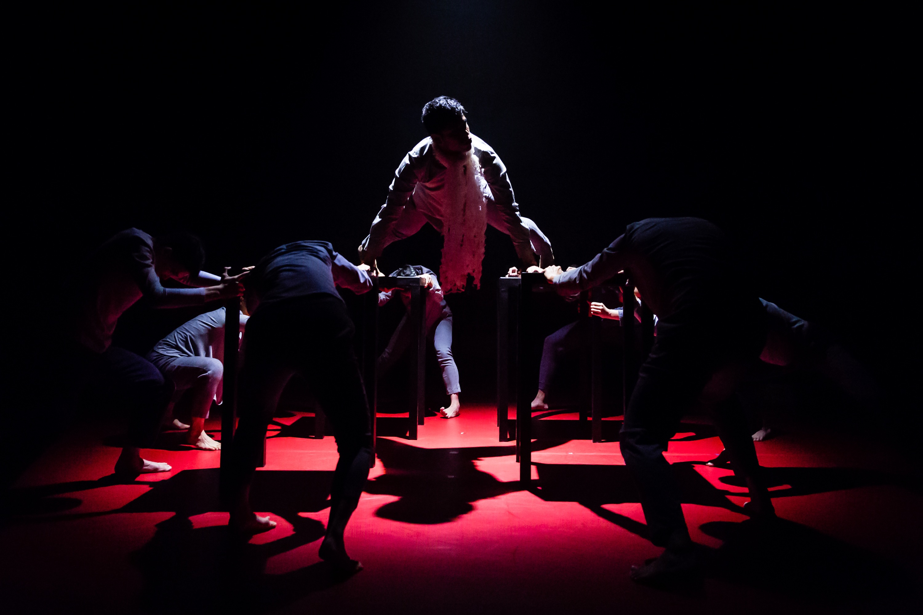 Cut Kafka! By T.H.E Dance Company & Nine Years Theatre