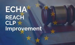 ECHA 發佈報告檢討 REACH 及 CLP 法規