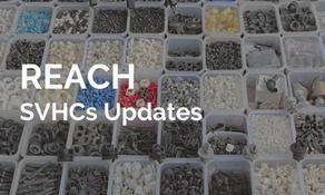 歐盟 ECHA 針對四項納入 SVHC 清單物質展開公眾質詢