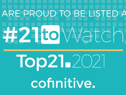 Winners of #21toWatch 2021!