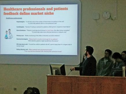 Collaboration with Cambridge i-Teams unlocks market potential