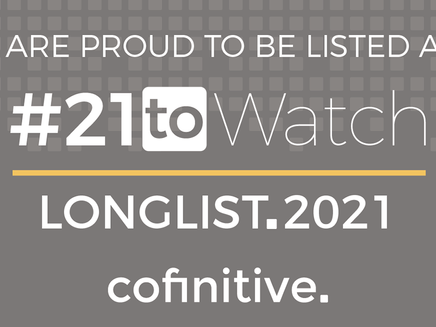 Kalium Health nominated as one of #21toWatch