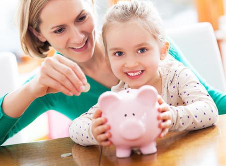 Setting Up a Kids Savings Account