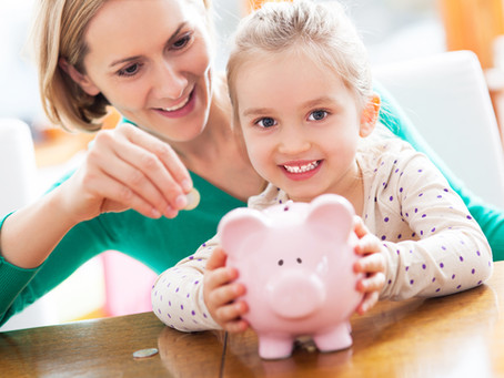 Setting Up a Kids Savings Account