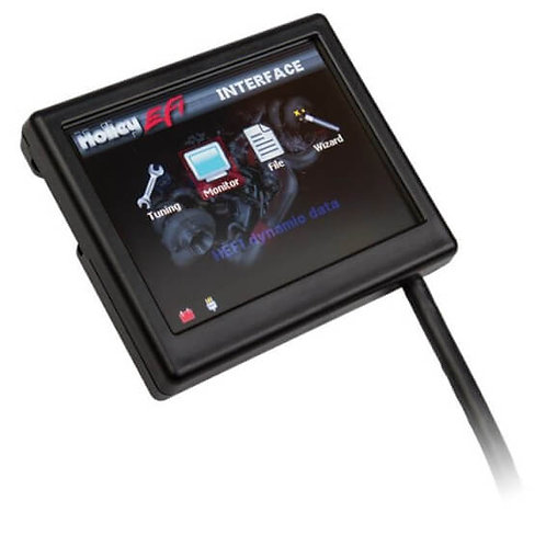 Holley LCD Touch Screen