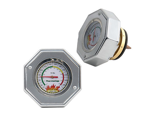 Thermocap - 16 PSI - Silver