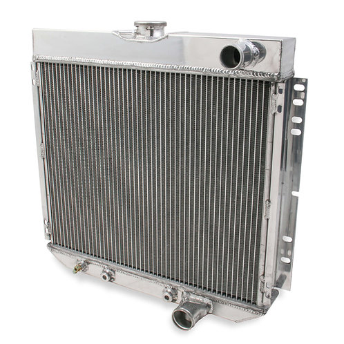 Frostbite Aluminum Radiator- 3 Row