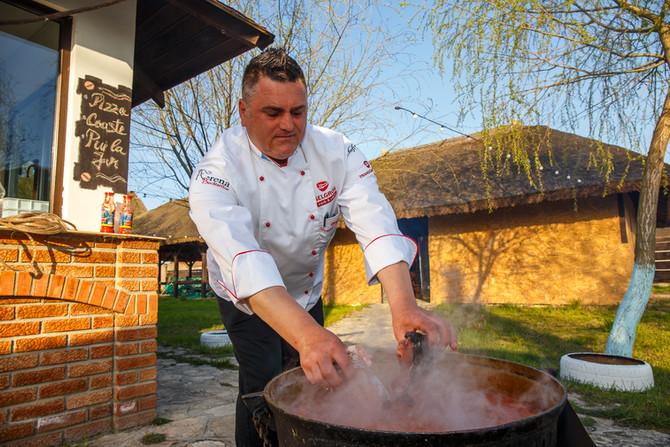 Ciorbă de pește a la Chef Daniel
