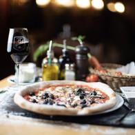 Italienisches Restaurant 12 Apostoli am Pergamonplatz - Pizza