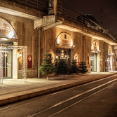 Italienisches Restaurant 12 Apostoli am Pergamonplatz - Außenansicht