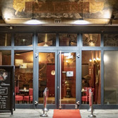Italienisches Restaurant 12 Apostoli am Pergamonplatz - EIngangsbereich