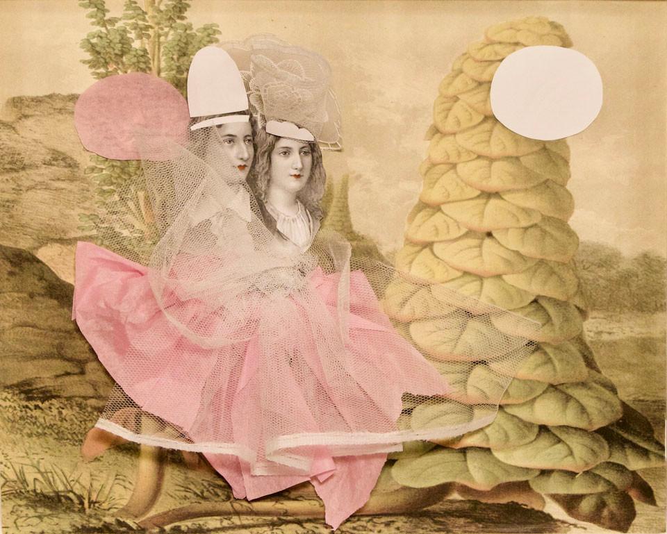 """""""Trauung"""" aus der Editon Faustina von Jeanne Koepp"""