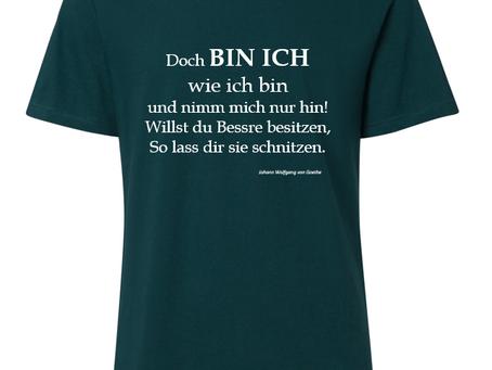 Goethe wird frech