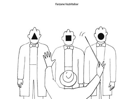 MR.BAU - 50 Bauhaus Cartoons