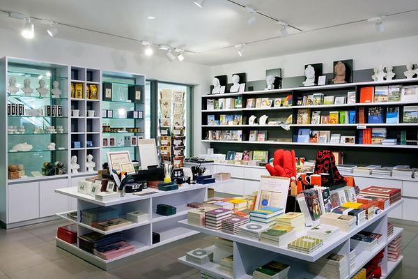 Shop im Goethe-Nationalmuseum