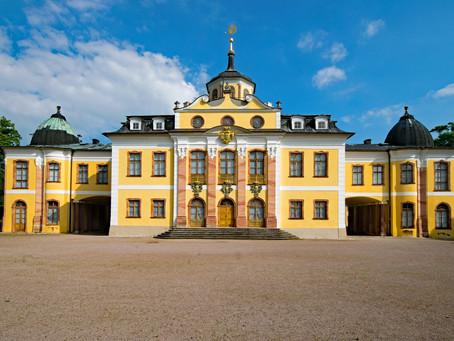 Neu: Der Pavillonshop im Schloss Belvedere