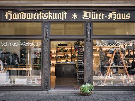 Schmuck und Blaudruck aus Erfurt
