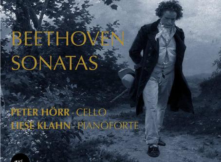 Unerhört authentisch aus dem Stadtschloss: Beethoven Sonatas