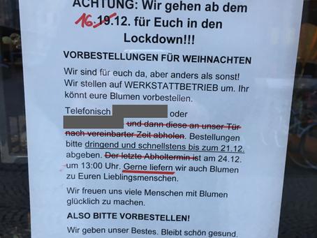 Aus dem Lockdown 2